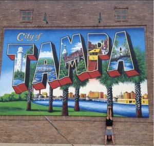 Tampa Handstand